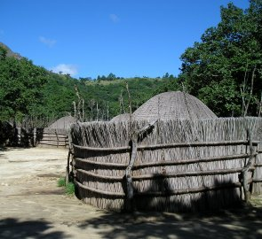 Mantenga Cultural Village ve Svazijsku